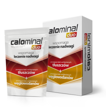 Calominal Duo proszek do sporządzania zawiesiny 150 g
