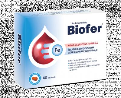 Biofer 60 tabletek