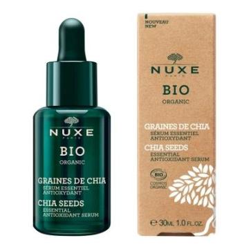 Nuxe Bio esencjonalne serum antyoksydacyjne - nasiona chia 30 ml