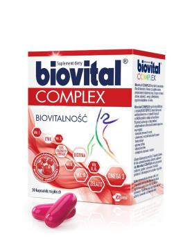 Biovital Complex 30 kapsułek miękkich