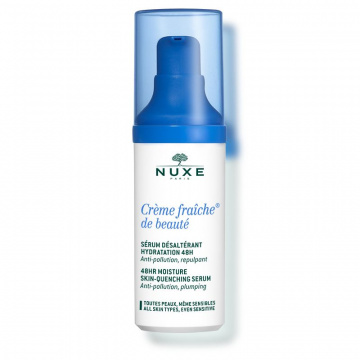 Nuxe Creme Fraiche de Beaute serum nawilżające 30 ml (nowa formuła)