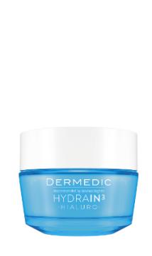 DERMEDIC HYDRAIN 3 HIALURO krem nawilżający o dogłębnym działaniu 50 g