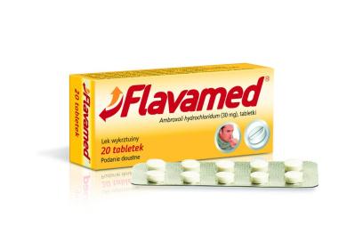 Flavamed 30 mg, 20 tabletek
