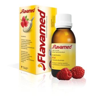 Flavamed syrop 15 mg/5 ml 100 ml