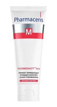Pharmaceris M - Tocoreduct Forte preparat zmniejszający istniejące rozstępy 75 ml