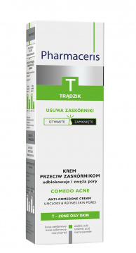 Pharmaceris T Comedo Acne krem przeciw zaskórnikom 40 ml