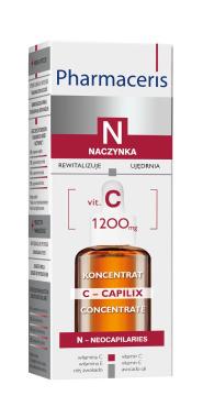 Pharmaceris N C Capilix Koncentrat do twarzy z witaminą C 1200 mg, 30 ml
