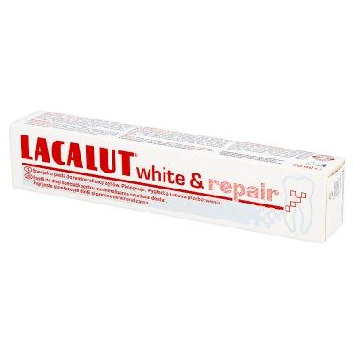 LACALUT WHITE & REPAIR Pasta do remineralizacji zębów 75 ml