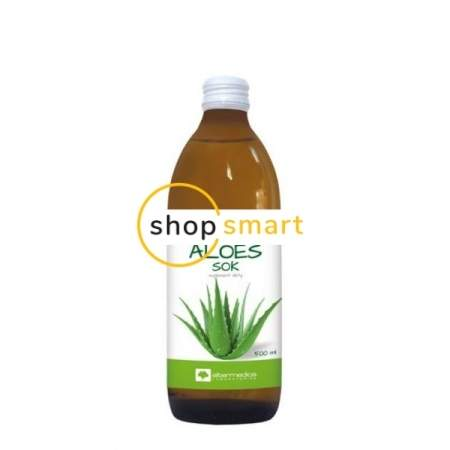 Aloes Sok z aloesu 99,7% 500 ml
