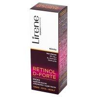 LIRENE MASECZKA RETINOL D-FORTE odżywianie 50 ml