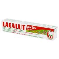 LACALUT ACTIV HERBAL Pasta do zębów 75 ml