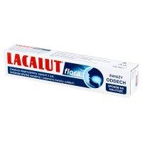 Pasta do zębów lacalut flora 75 ml