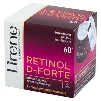LIRENE RETINOL D-FORTE Krem odmładzający 60+ 50 ml