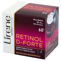 LIRENE RETINOL D-FORTE Krem regenerujący 60+ 50ml