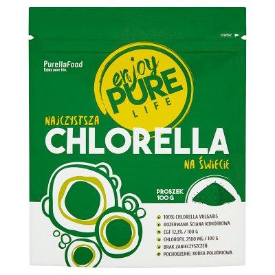 Purella Chlorella proszek 100 g