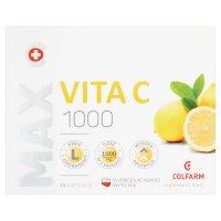 Max Vita C 1000 15 kapsułek